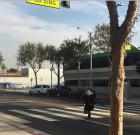 WeHo's First Traffic Light-Synchronized Pedestrian Crosswalk is Open