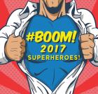 #Boom!, WeHo's Sober New Year's Celebration, Has a 'Superhero' Theme