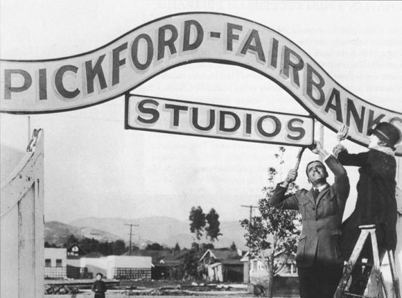 WEHOville - Pickford-Fairbanks Studios