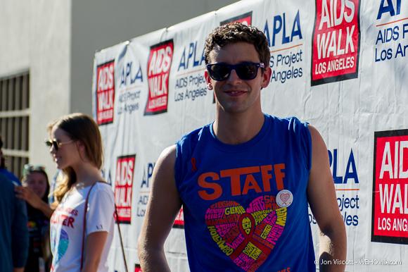 AIDS Walk 2012 Celebrity 5