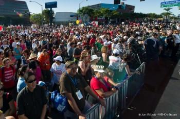AIDS Walk Los Angeles 2012