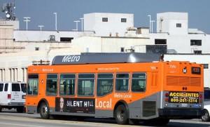Metro MTA Los Angeles Bus