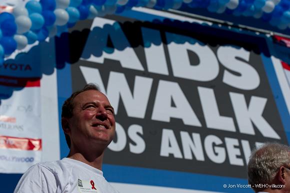 AIDS Walk 2012 Celebrity 23