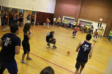YOU'RE OUT: Seven WeHo Players Get Nailed by Dodgeballs - WEHOville