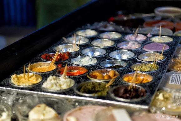 Sunset Strip Market Middle Eastern
