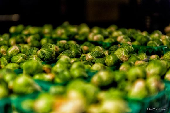 Brussels Sprouts West Hollywood Sunset Strip Market