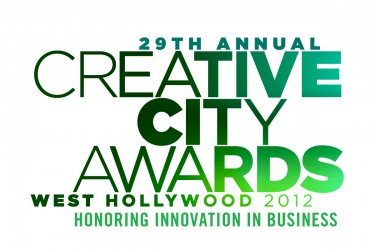 West Hollywood chamber of commerce, creative city awards