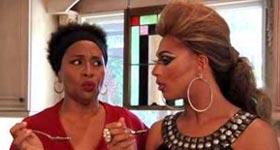 Jenifer Lewis and Shangela gay web series