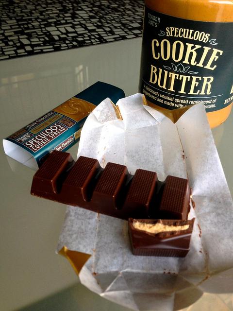 Cookie Butter Trader Joe's