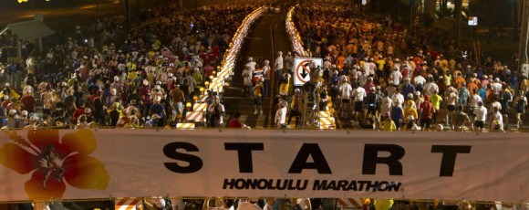 Honolulu-Marathon