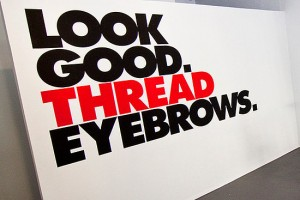 THREAD-Eyebrows