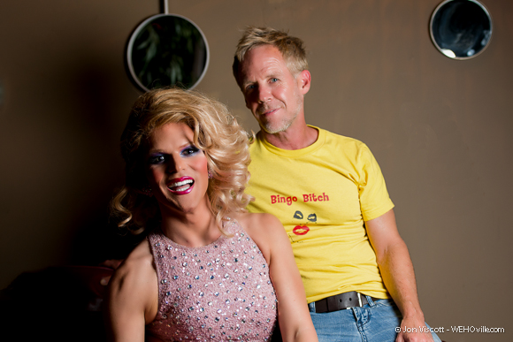 Willam Belli and Roxy