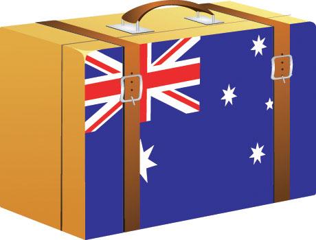 Aussie Travel Case