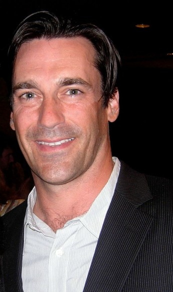 Jon Hamm hair