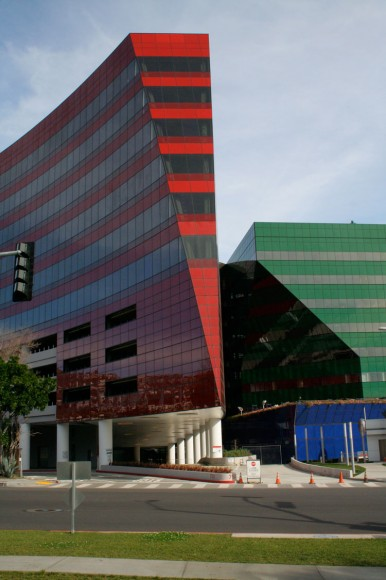 Red Building - PDC