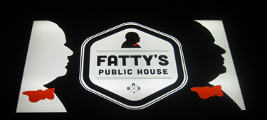 Fatty's sign