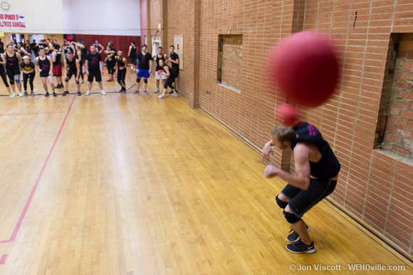 WeHo Dodgeball 2-26-13