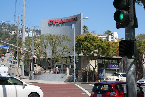is weho s cvs building a cultural barometer wehoville