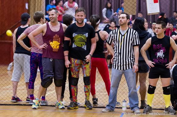 Dodgeball Week 7