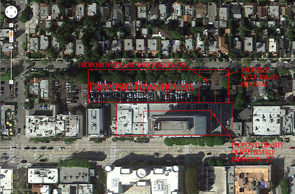 west hollywood west organizes against 8899 beverly proposal wehoville