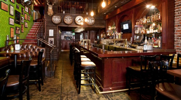 rock and reilly's interior