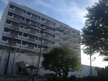 ICM building