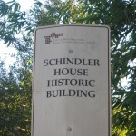 schindler house historic buildign
