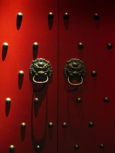 chi-lin door