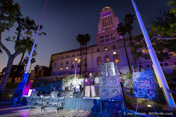 LA City Hall LGBT Heritage Month
