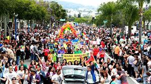 LA Gay Pride 2013