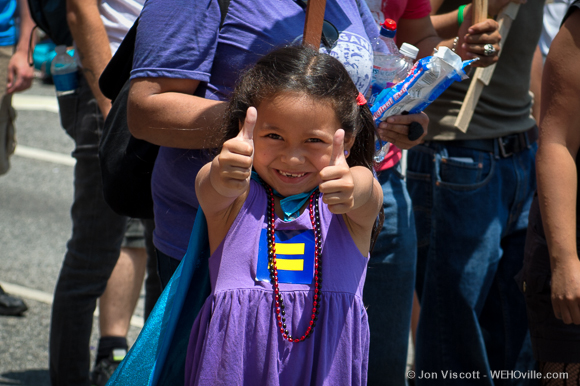 la pride 2013 parade