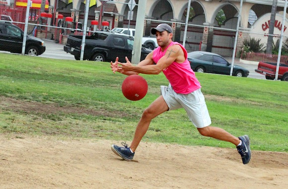varsity gay league summer kickball