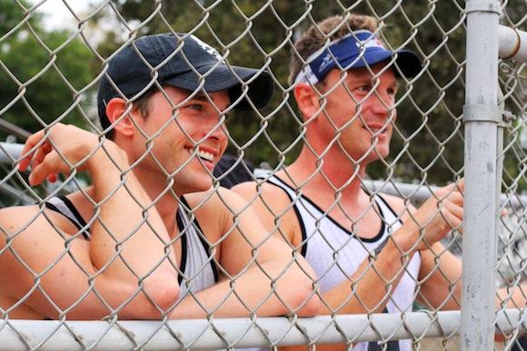 varsity gay league summer kickball
