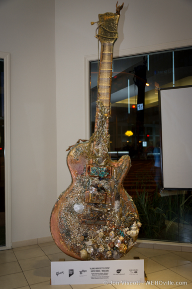 guitartown art sculptures - alanis morrissette