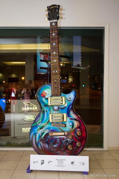 guitartown art sculptures - janice joplin