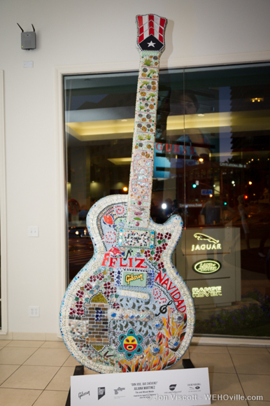guitartown art scupltures - jose feliciano