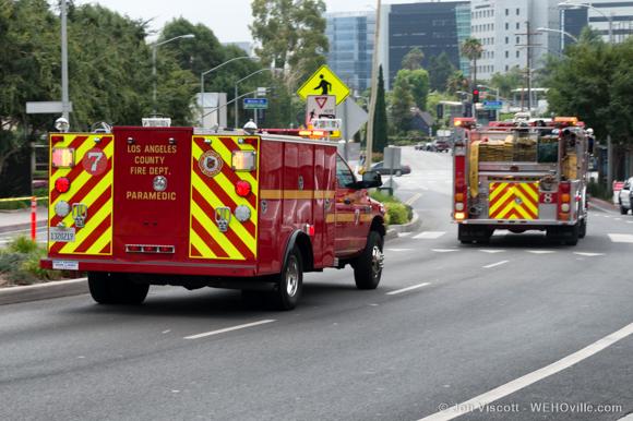 weho emergency training