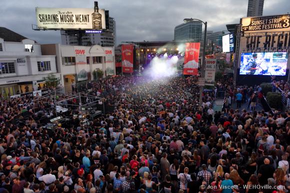 sunset strip music festival 2013