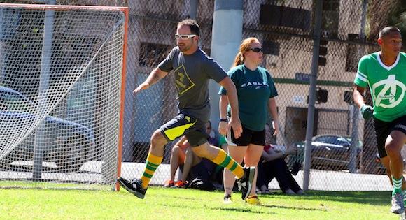 Varsity Gay League Sunday Kickball Fall 2013