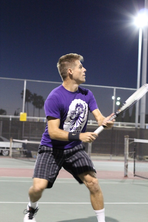 Varsity Gay League Tennis Week 3 Fall 2013