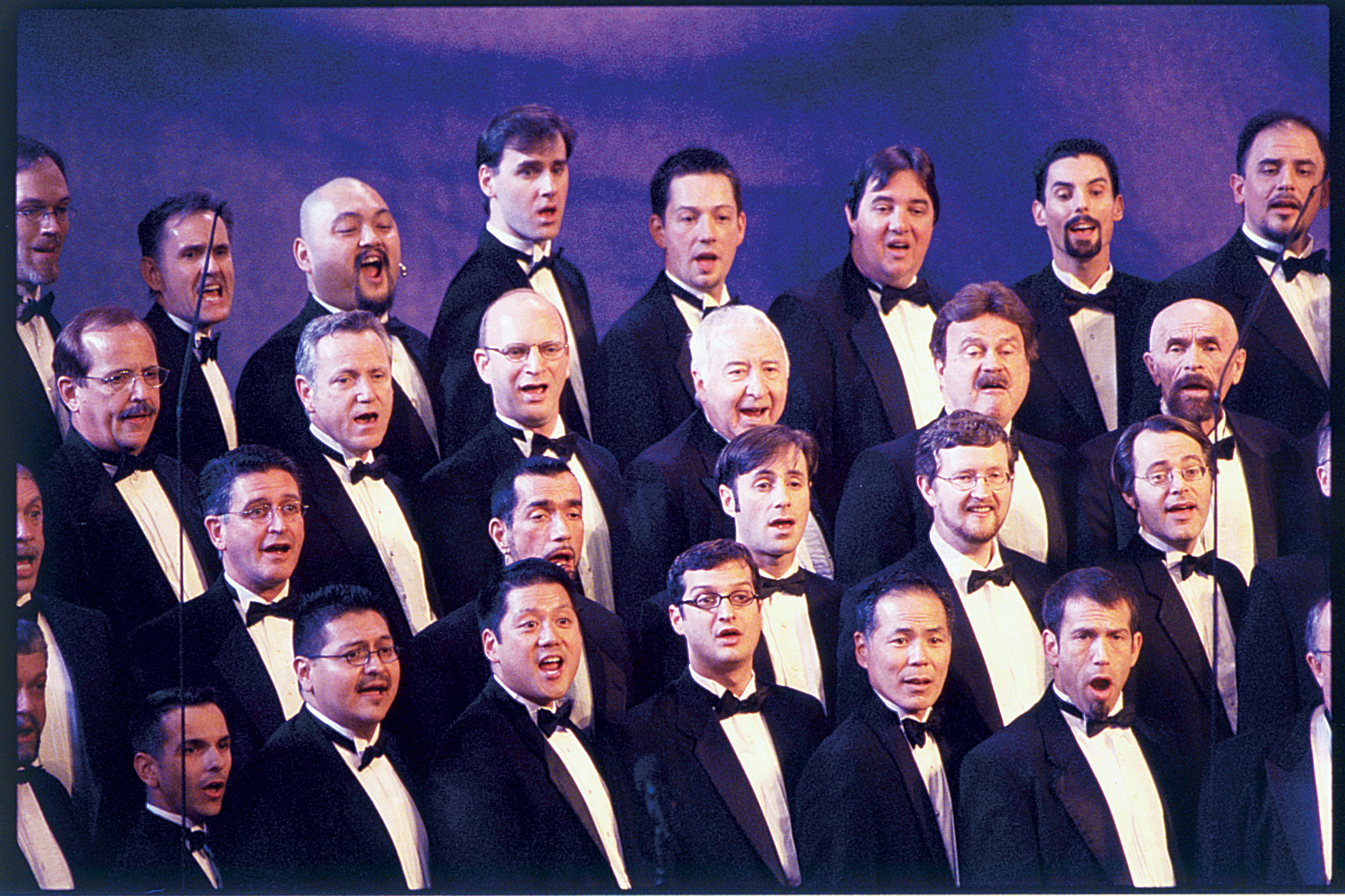 Gay mens chorus of los angeles