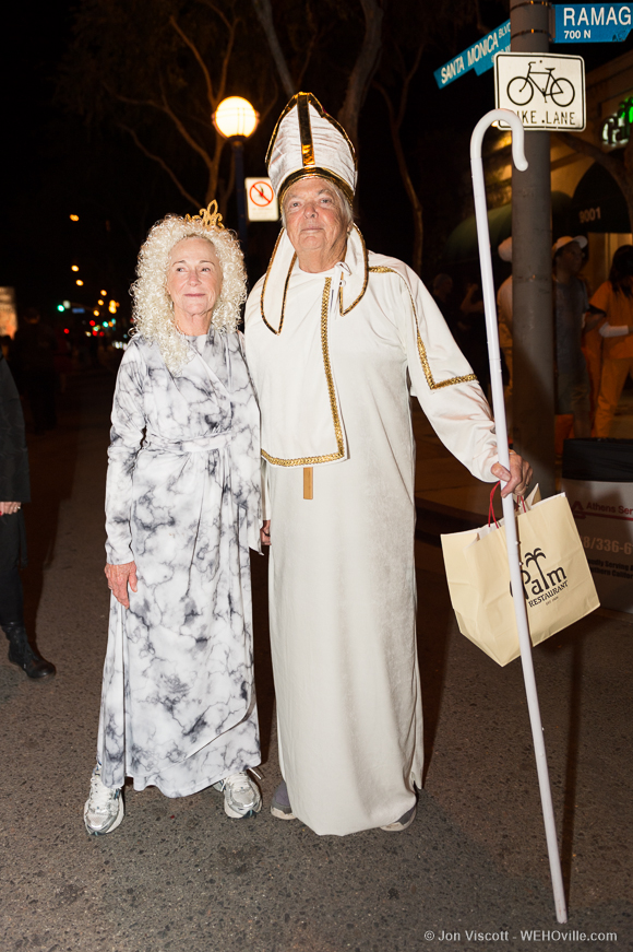 West Hollywood Halloween 2013