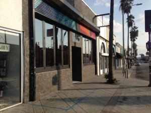 The former Largo on Fairfax