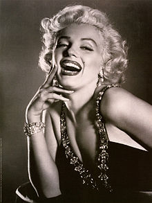 Marilyn Monroe in the Fifties