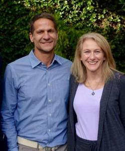 John D'Amico and Lauren Meister