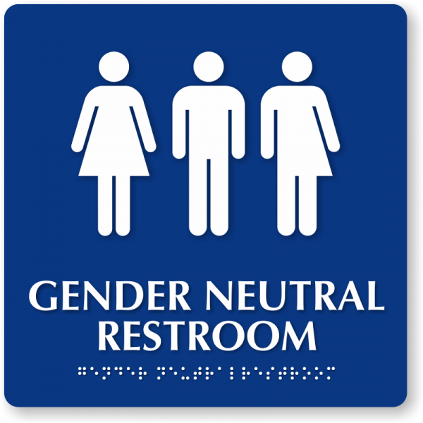 Lower That Toilet Seat Weho S Gender Neutral Restroom Law