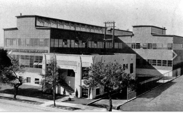 The  Factory on Robertson Boulevard (Photo: Los Angles Times, 1929)
