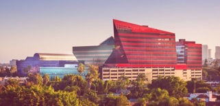 The Pacific Design Center's Red Building
