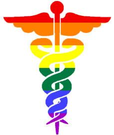 gay health logo
