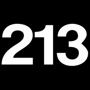 213 area code